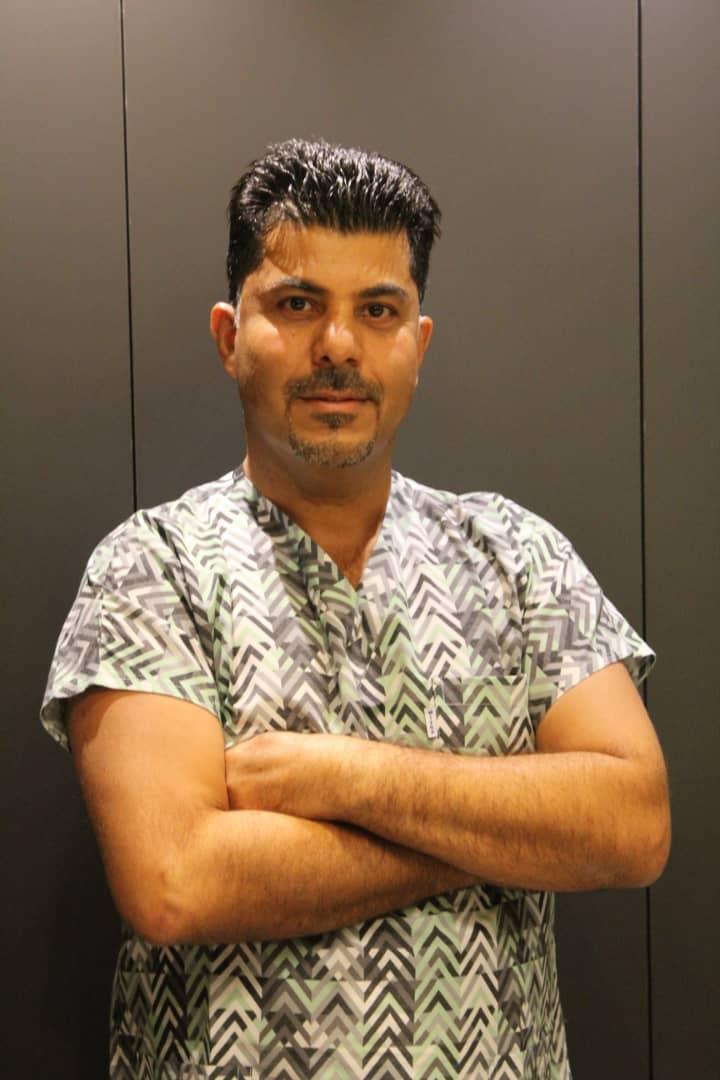 دکتر رضا رخشان